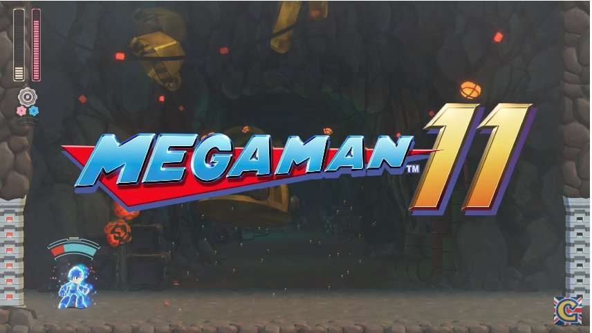 mega man 11 announcement