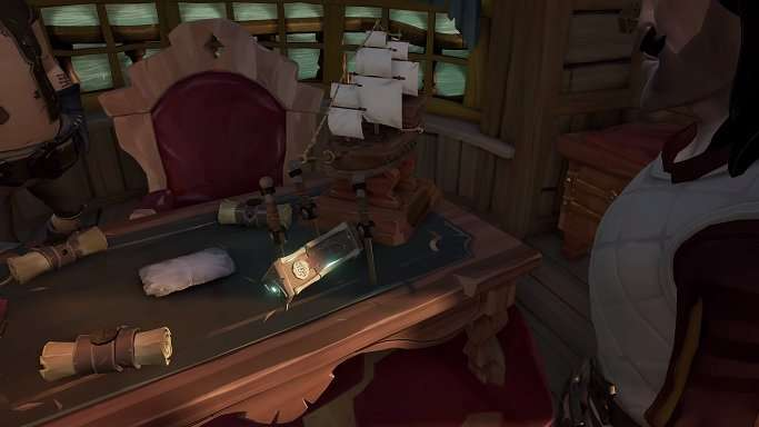 voyages sea of thieves