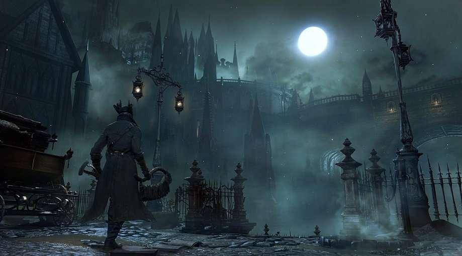bloodborne victorian streets