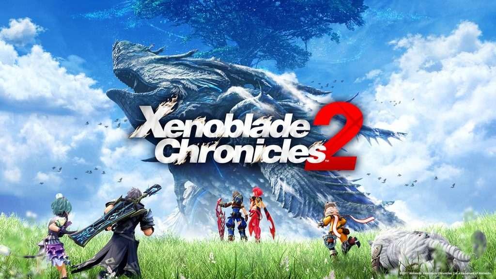 xenoblade chronicles 2 title