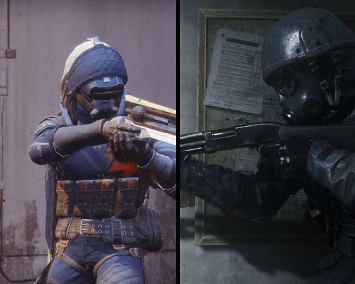 destiny vs call of duty gunplay