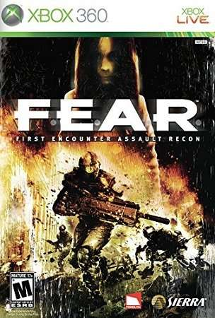 fear game boxart