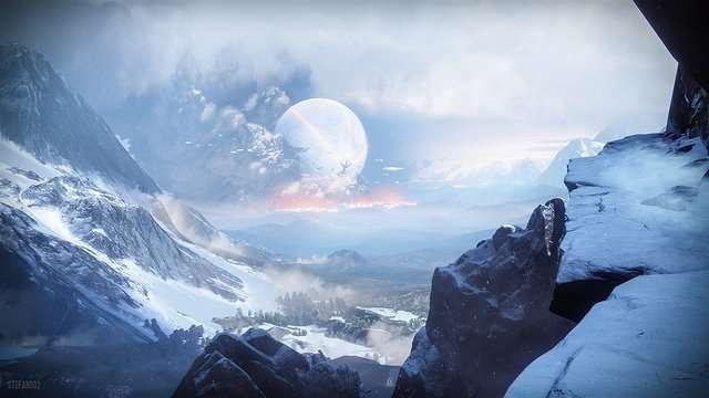 destiny 2 landscape