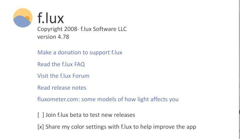 about f.lux