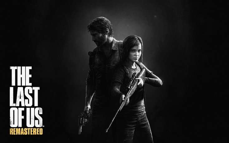 last of us remastered joel ellie