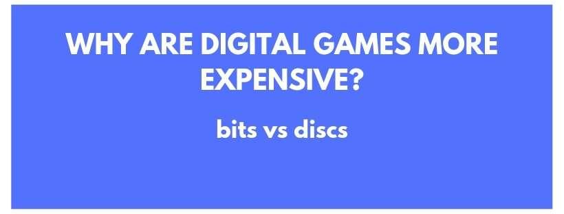bits vs discs