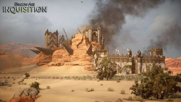 dragon age inquisition desert