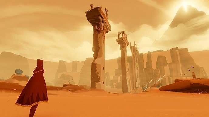 journey desert